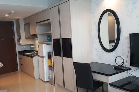 Best Value-Luxury Studio Apartment U Residence 2 - Kelapa Dua