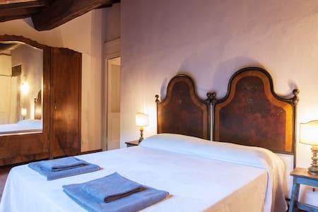 B&B Bcialupo - Room La Mansarda - Crocetta - Bed & Breakfast