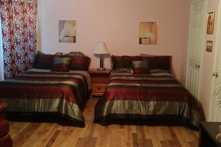 Spacious Double-bed Room [1] (WiFi incl.)