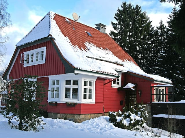 Haus Abraxas 4215.1 - Braunlage - วิลล่า