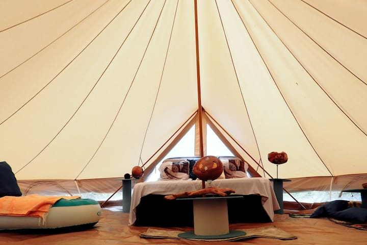 Ecolibry ❁ Glamping itinérant insolite