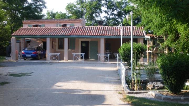 Villa dans le Luberon