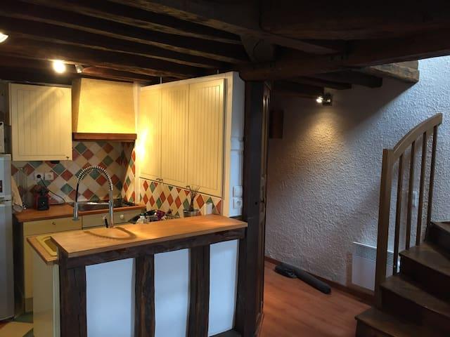 Appartement en centre ville d'Auxerre