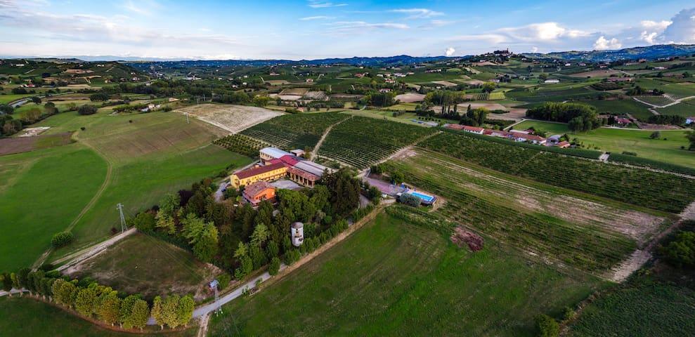 Cascina La Mussia - tra Monferrato e Langhe