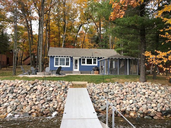 Completely remodeled Cabin on White Potato Lake!