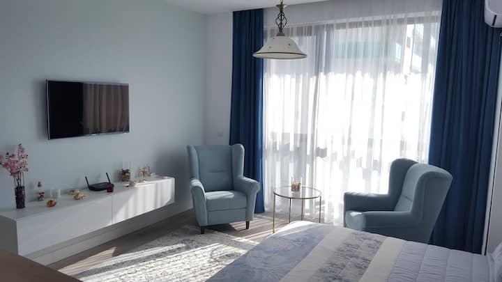 Apartel 65 - Azzuro Studio - Onix Blue Mamaia Nord