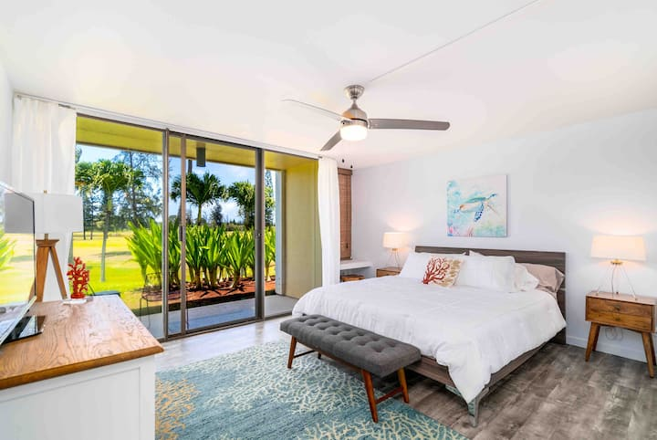 North Shore Condo/Turtle Bay. Your vacation home!!
