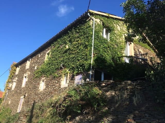 Mas cévenol - Génolhac - Haus