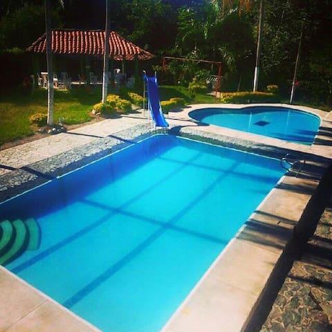 Hotel casa rural Puente Blanco - Ibagué - Villa