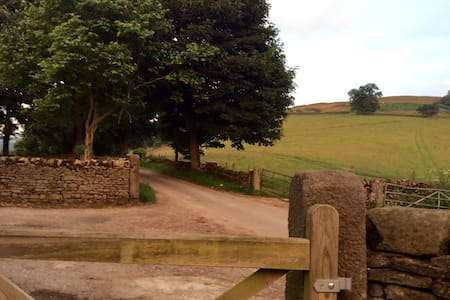 The barn @ Highlow Farm hathersage - 其它