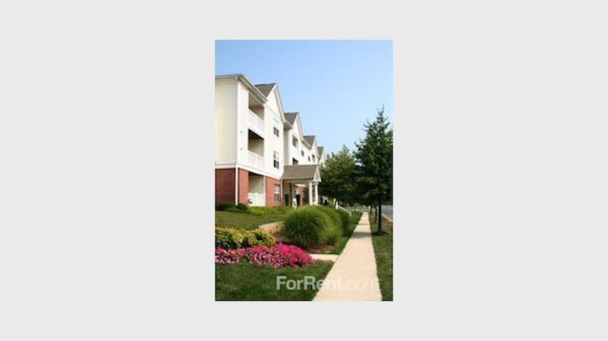 4 Miles from Airport South Riding! - Chantilly - Wohnung