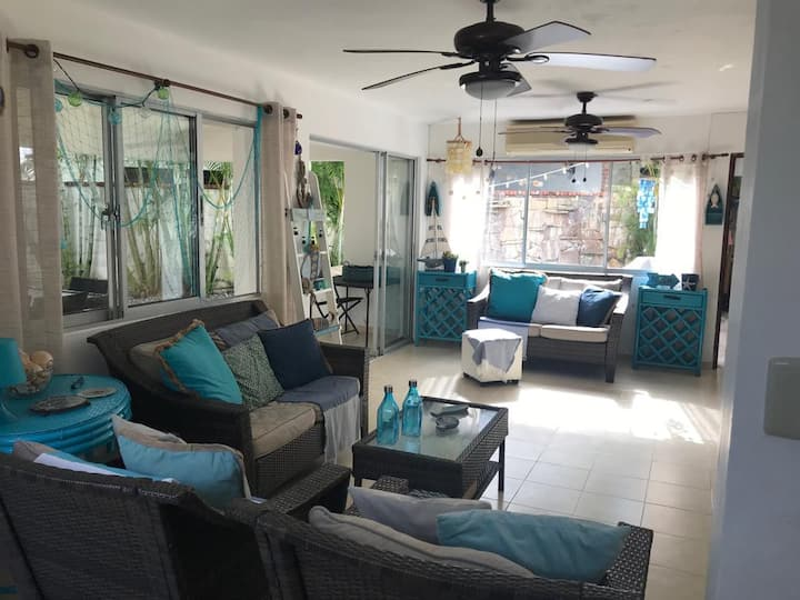 Casa de Playa - A pocos pasos de la playa
