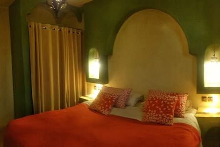 Bed&Breakfast + wifi  in Tamraght Village - Agadir