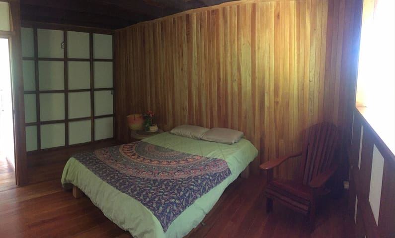 Sueño del Bosque Room at Shala Sol