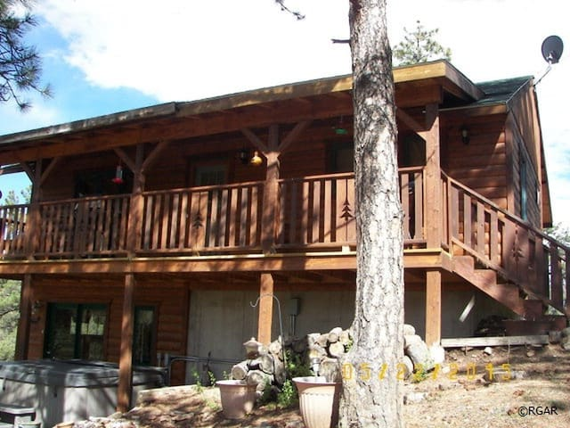 Royal Gorge Cabin w/ Hot Tub - Cotopaxi - Chalet