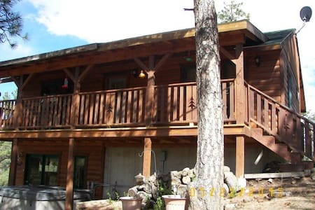Royal Gorge Cabin w/ Hot Tub - Cotopaxi - Cottage