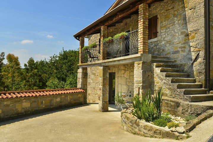 Villa Linda - Cerovlje - Rumah