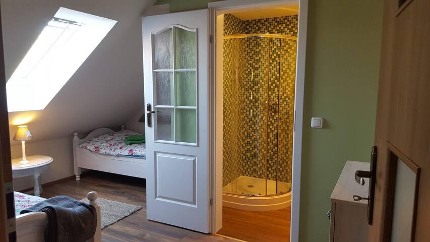 Scheunen Doppelzimmer