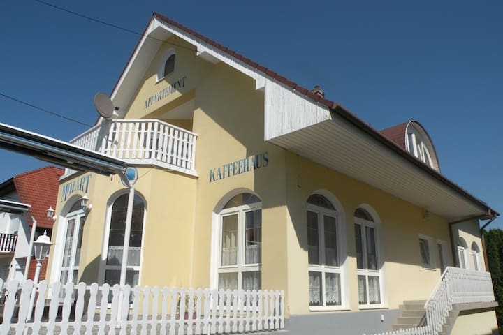 Apartment in Heviz