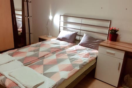 Bright Room near city center/free parking district - Вена