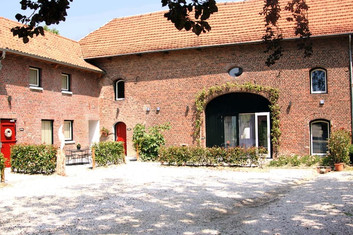Schuur: B&B Buitenverblijf Zuid-Limburg