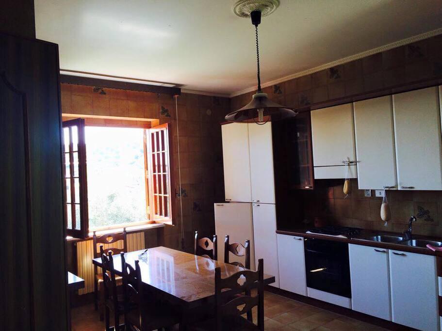 cucina primo piano