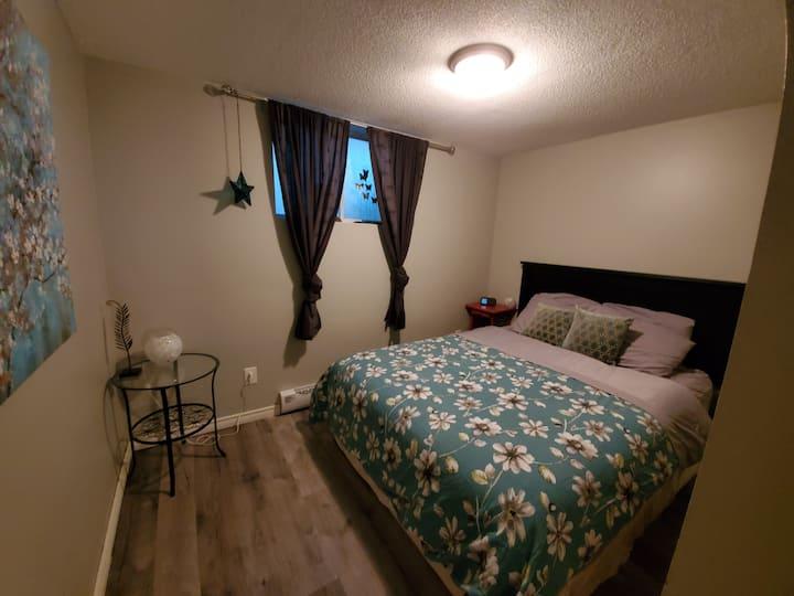 Full private apartment Near Victoria Hospital