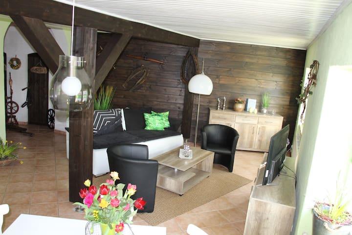 Ina`s Spreewaldstube - Vetschau/Spreewald - Lägenhet