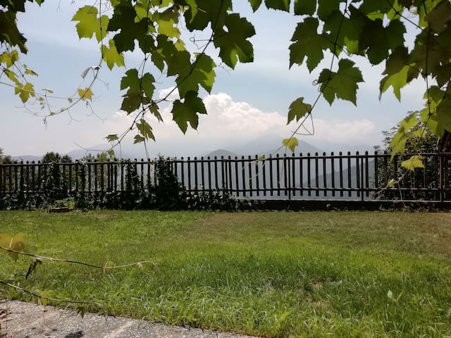 terrazzo davanti al barbecue 2 / yard in front of the barbecue 2