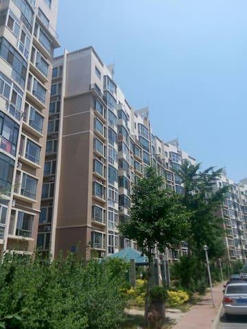 大連空港から 3KM、西安路(大連有名の商店街)から 3KM(2LDK)、交通便利 - Dalian - Appartement