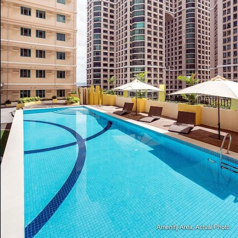 Modern Condo beside Ayala 30th Mall Ortigas, Pasig