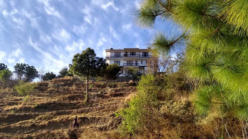 1 Bedroom | Homely Farm Stay | panaromic view