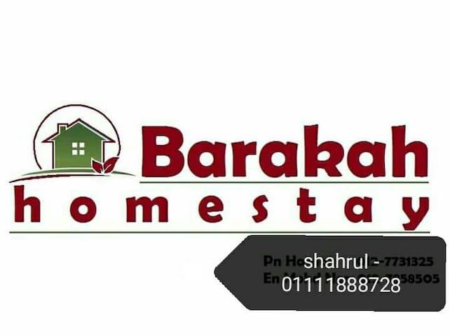 Barakah Homestay Taman Dawani