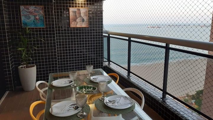 Apartamento Inteiro Vista Mar -Landscape