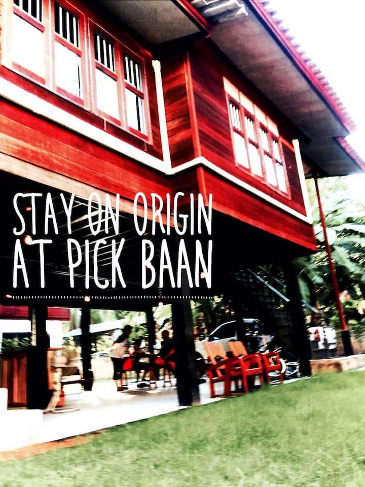 pickbaan (dorm ) ปิ๊กบ้าน ( dorm )