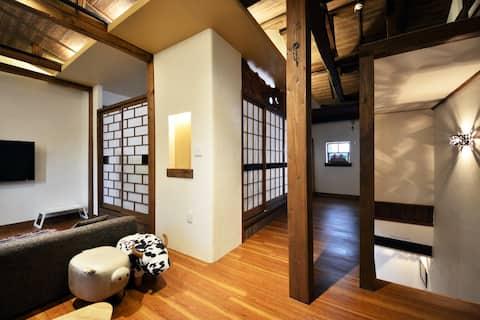 [GoTo Target] # Old House Stay # 800m till Shimodori # Gratis parkering på tomten # Boende där samtalet slutar när du stannar