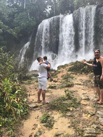 "Waterfall The ""NICHO"""
