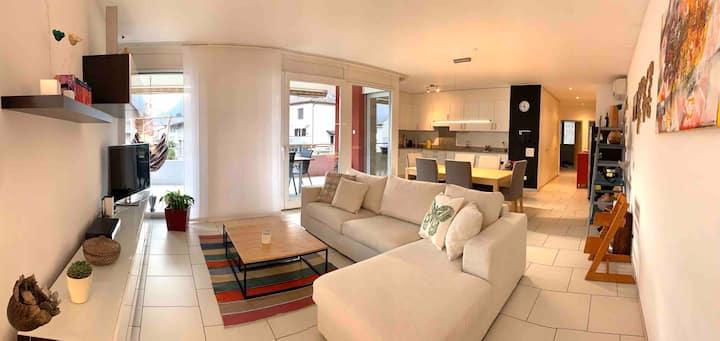 """Il mio """"vostro"""" appartamento in Ticino!"""