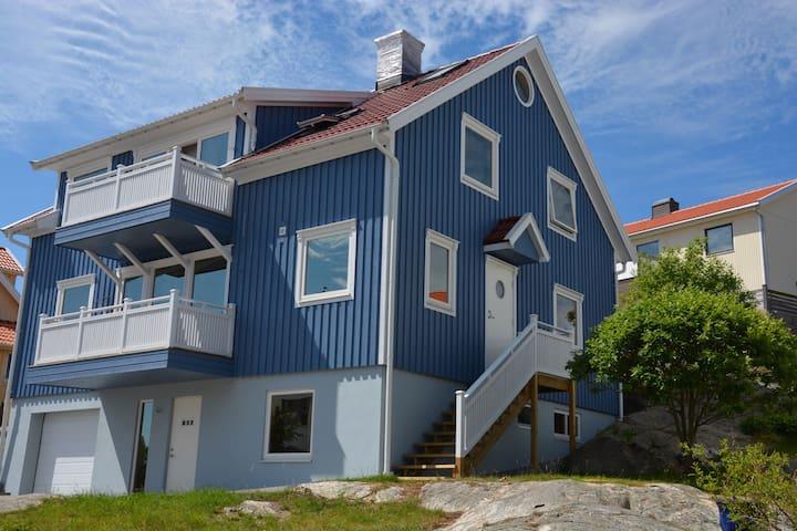 Flott leilighet på Smögen - Smögen - Apartamento