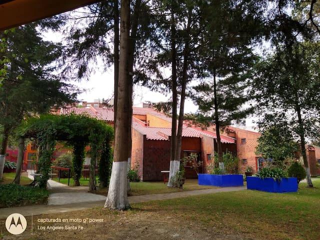 5 Habitaciones priv Quinta Doña Came (PB ala este)