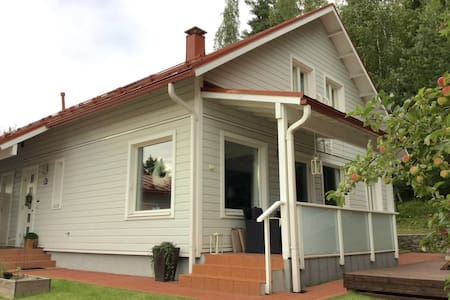 A modern semi-detached house 1 week - Lahti