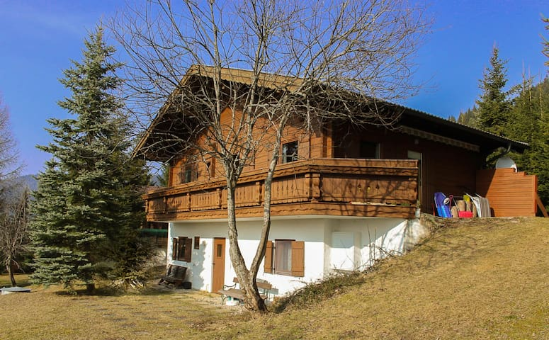 Mountain Chalet in Annaberg - Braunötzhof - Casa
