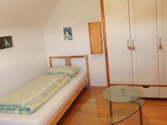 Barbaras Zimmervermietung 2-Bett-Zimmer