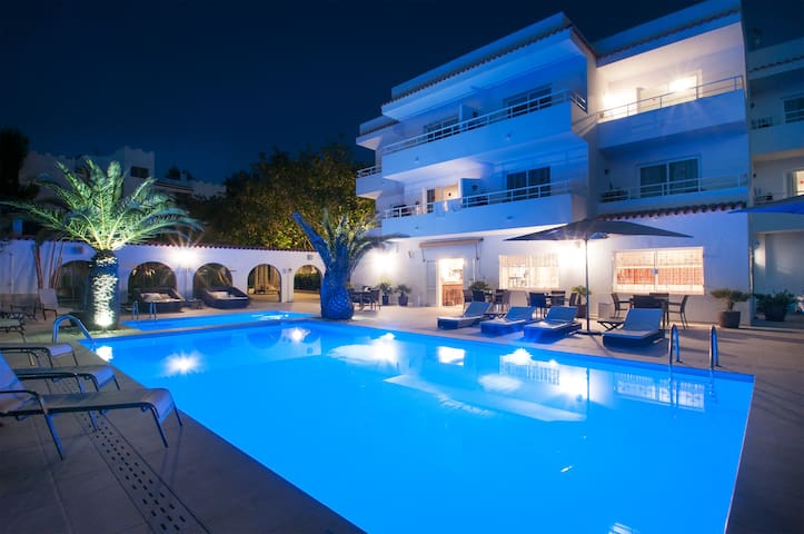 Holiday apartment in Ibiza - only adults