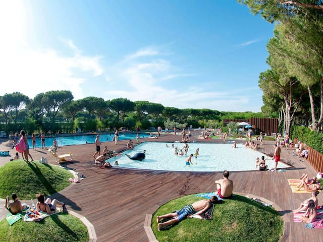 Orbetello Camping Village (MTO400)