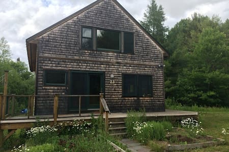 Quiet Countryside Retreat - Wiscasset - Talo