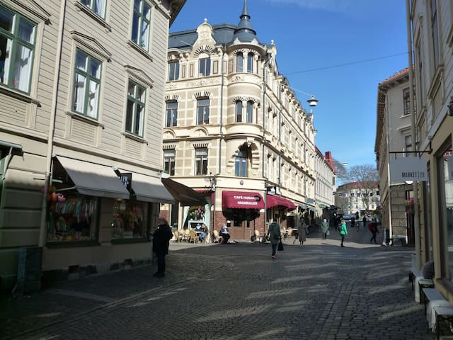 Haga-centrala Göteborg