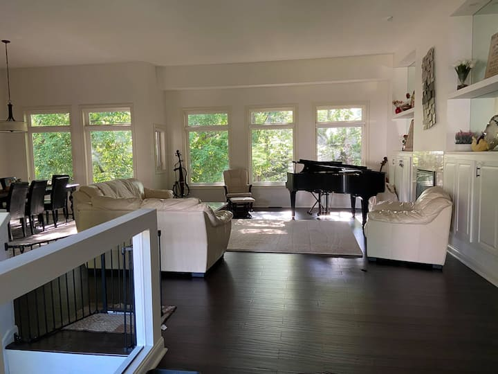 2 private BRs in shared home- gorgeous & spacious!