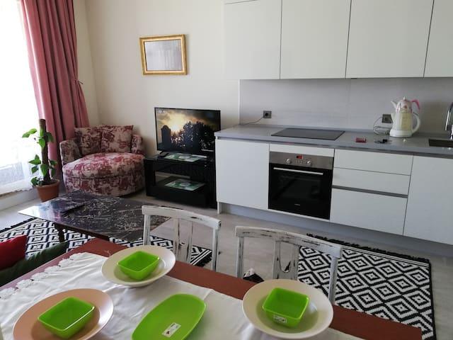 Marina Ankara 38.floor recidance for our guests..
