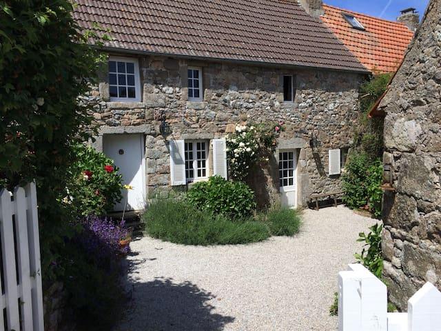 Charmant cottage dans le cotentin